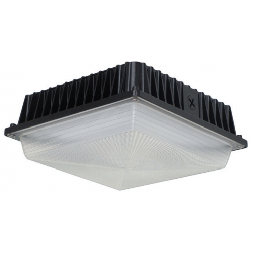 Led Light Fixture Cover: LED Small Canopy