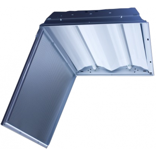 2 Lamp 2x2 Troffer Fixture - F17 - TechBrite